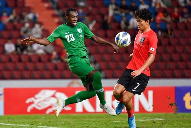 Những khoảnh khắc đưa U23 Hàn Quốc lên ngôi vô địch U23 châu Á - 10