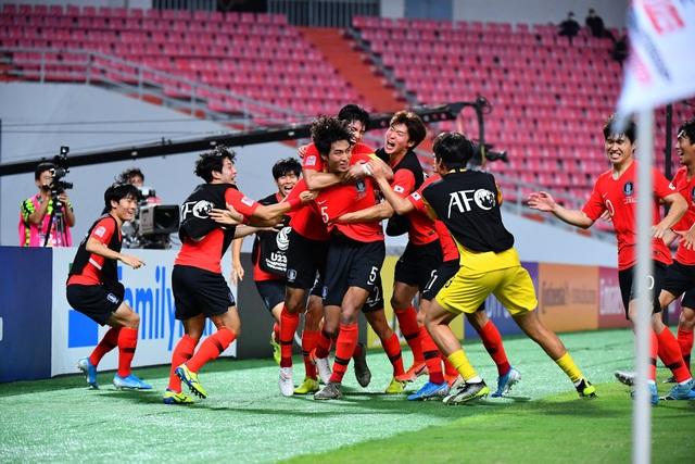 Những khoảnh khắc đưa U23 Hàn Quốc lên ngôi vô địch U23 châu Á - 19