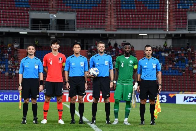 Những khoảnh khắc đưa U23 Hàn Quốc lên ngôi vô địch U23 châu Á - 4