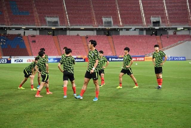 Những khoảnh khắc đưa U23 Hàn Quốc lên ngôi vô địch U23 châu Á - 2