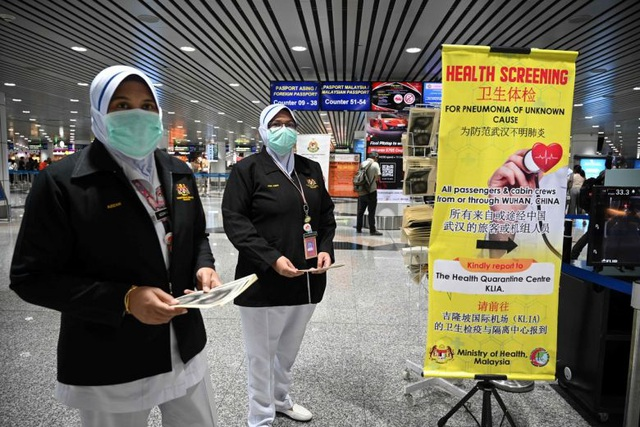 Malaysia giữ gia đình Trung Quốc cố tình lẩn tránh kiểm tra viêm phổi lạ