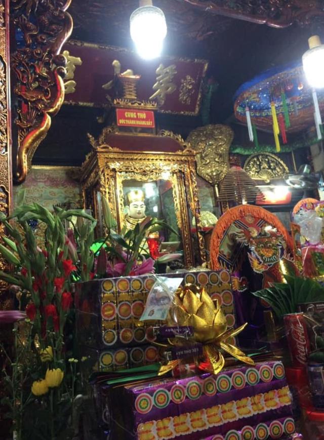 Cấm khách lễ đền Bảo Hà đưa hàng mã tẩm thuốc phiện vào đồ cúng nhà đền - 3