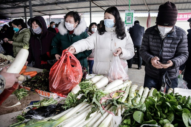 """Tết Nguyên Đán kỳ lạ và ám ảnh của người dân Vũ Hán giữa """"bão dịch bệnh"""" - 2"""