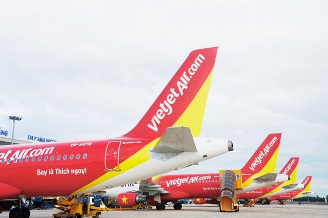 Vietjet ngừng khai thác tất các chuyến bay giữa Việt Nam - Trung Quốc - 1