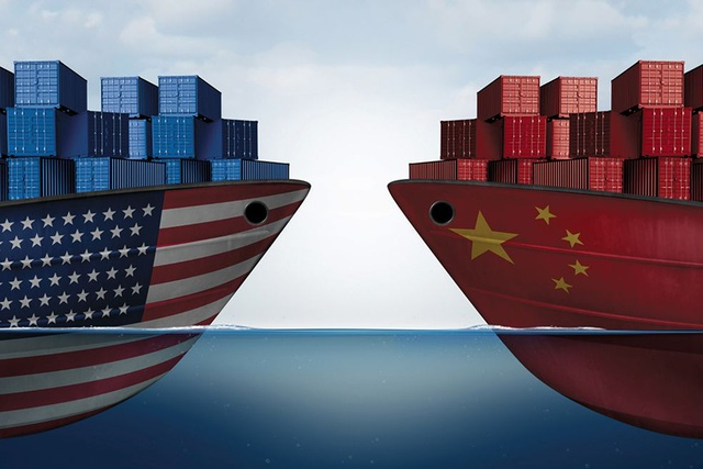 Thương chiến Mỹ - Trung và cạnh tranh nước lớn - 1
