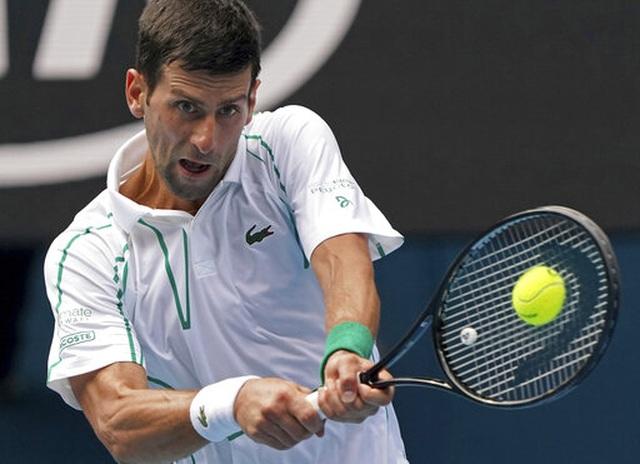 Australian Open: Djokovic, Federer giành quyền vào tứ kết - 1