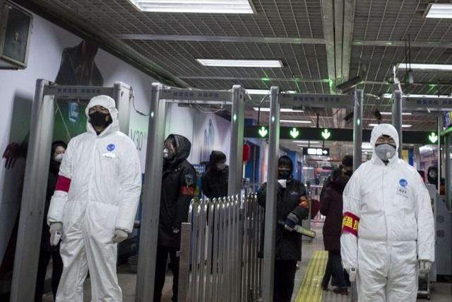 Các nước đồng loạt lập kế hoạch sơ tán dân khỏi Vũ Hán - 1
