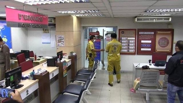 Công dân Hungary chết bí ẩn ở phòng giam sân bay Thái Lan - 1