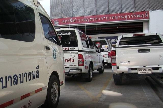 Công dân Hungary chết bí ẩn ở phòng giam sân bay Thái Lan - 4