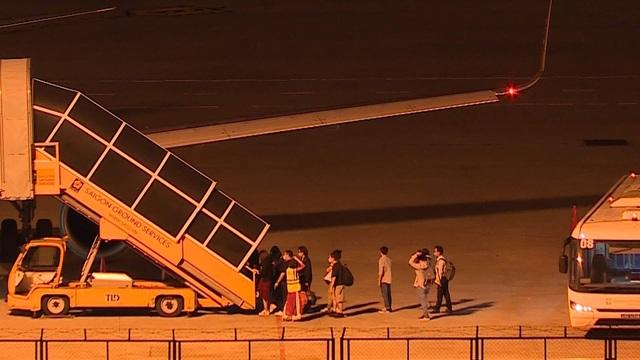 166 du khách đến Đà Nẵng từ Vũ Hán đã khởi hành bay về nước - 1