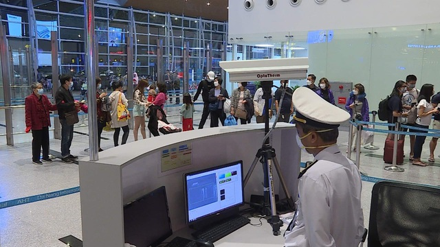166 du khách đến Đà Nẵng từ Vũ Hán đã khởi hành bay về nước - 3