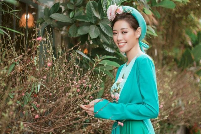 """Hoa hậu Khánh Vân: """"Năm nay tôi đón Tết hoành tráng vì có 2 nhà"""" - 5"""