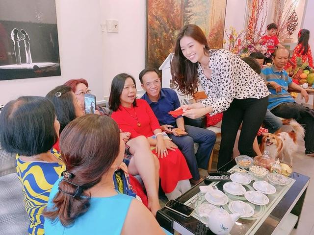 """Hoa hậu Khánh Vân: """"Năm nay tôi đón Tết hoành tráng vì có 2 nhà"""" - 8"""