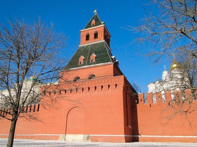 Những điều bí ẩn bên dưới điện Kremlin - 3