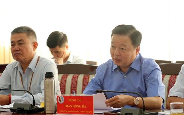 Bộ trưởng Tài nguyên và Môi trường có 4 ngày tiếp dân trong năm 2020 - 1
