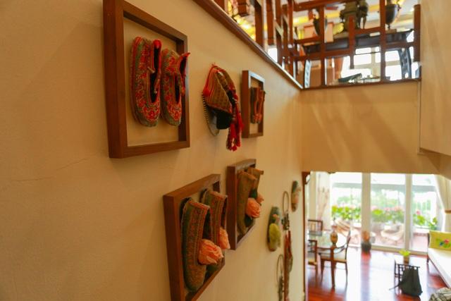 Mê mẩn căn penthouse với khu vườn ngập cây xanh đẹp hiếm có ở Hưng Yên - 9