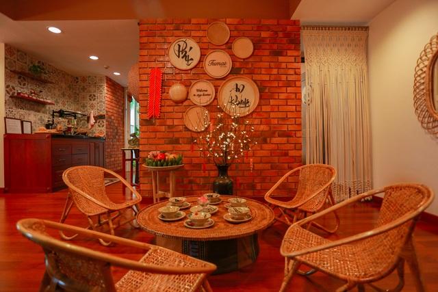 Mê mẩn căn penthouse với khu vườn ngập cây xanh đẹp hiếm có ở Hưng Yên - 2