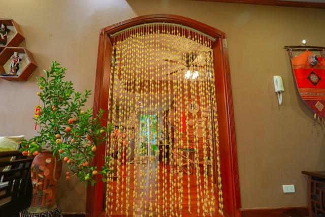 Mê mẩn căn penthouse với khu vườn ngập cây xanh đẹp hiếm có ở Hưng Yên - 4