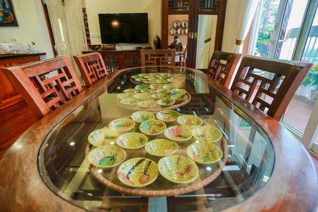 Mê mẩn căn penthouse với khu vườn ngập cây xanh đẹp hiếm có ở Hưng Yên - 7