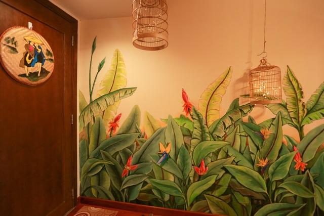 Mê mẩn căn penthouse với khu vườn ngập cây xanh đẹp hiếm có ở Hưng Yên - 5
