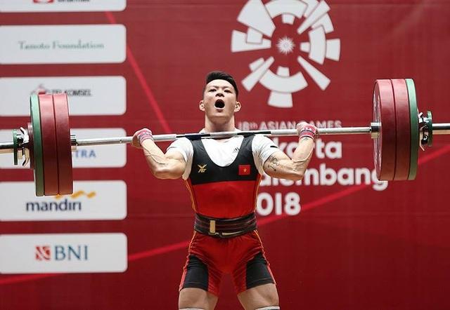 Cử tạ Việt Nam giành 7 HCV ở giải Cúp thế giới - 1