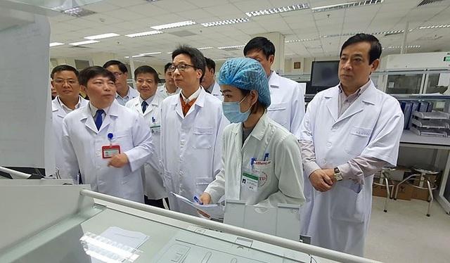 Bộ Lao động rà soát lao động làm việc tại Trung Quốc nhằm phòng chống nCOV - 1