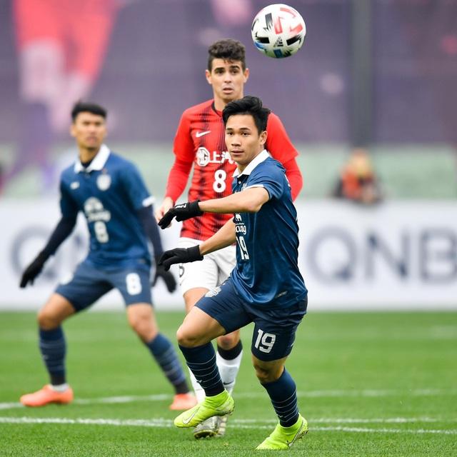 Buriram United ngậm ngùi bị loại khỏi Cúp C1 châu Á - 1