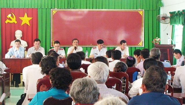 1.800 đơn thư, khiếu nại và phản ánh chủ yếu liên quan đất đai tại Kiên Giang - 1