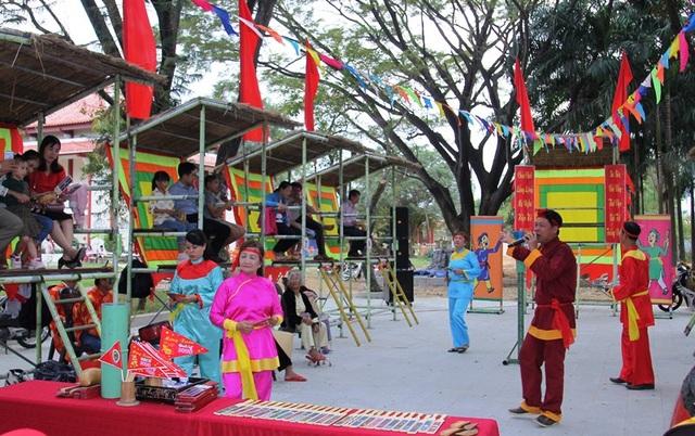 Vạn người nô nức dự lễ hội chiến thắng Ngọc Hồi - Đống Đa - 7