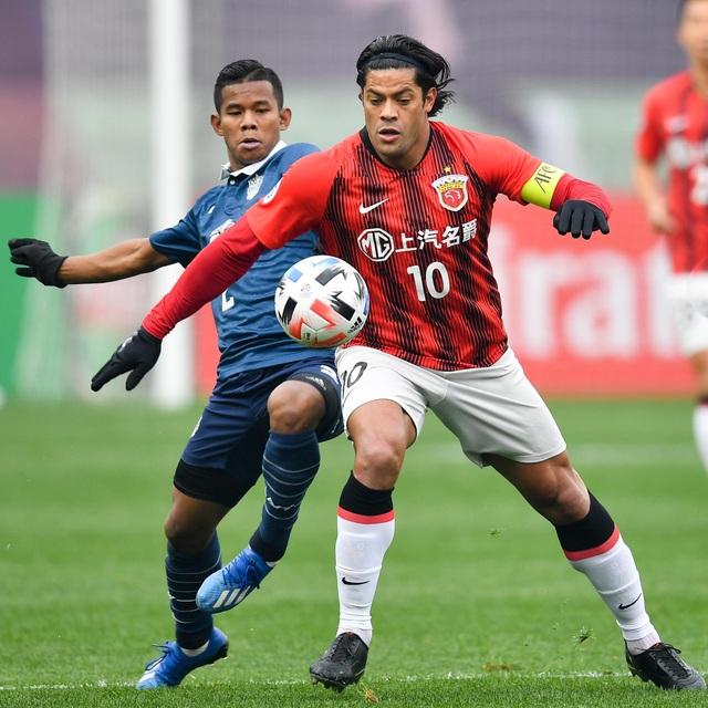 Buriram United ngậm ngùi bị loại khỏi Cúp C1 châu Á - 2