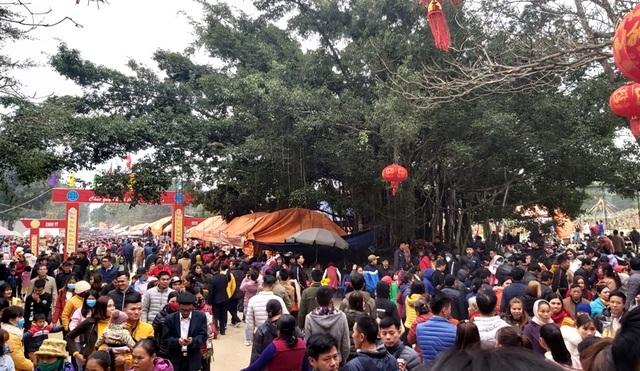 Thanh Hoá: Tạm dừng các lễ hội nhằm giảm nguy cơ lây lan virus corona - 1