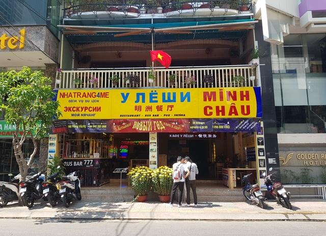 Nha Trang: Cửa hàng vắng khách, lái xe đón khách Trung Quốc thất nghiệp hàng loạt - 4