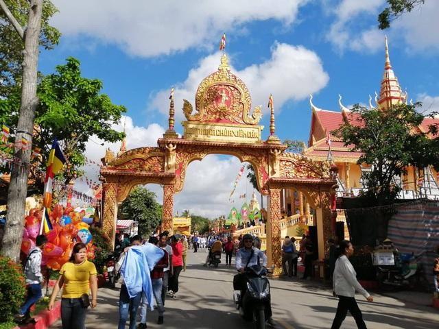 Ấn tượng ngôi chùa Khmer hơn trăm tuổi ở Bạc Liêu - 3