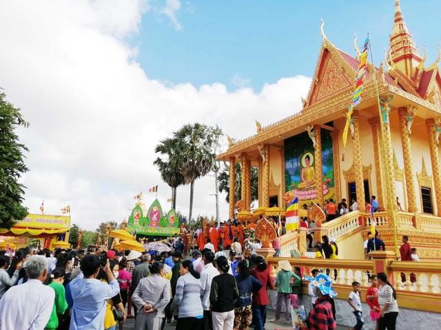 Ấn tượng ngôi chùa Khmer hơn trăm tuổi ở Bạc Liêu - 15
