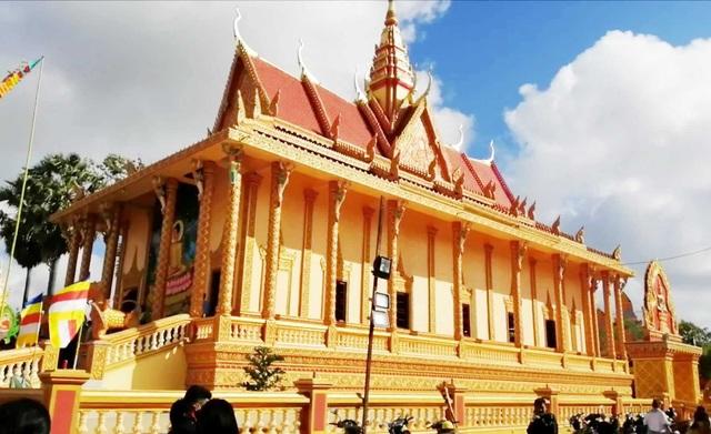 Ấn tượng ngôi chùa Khmer hơn trăm tuổi ở Bạc Liêu - 4