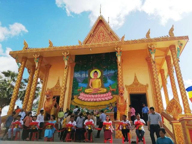 Ấn tượng ngôi chùa Khmer hơn trăm tuổi ở Bạc Liêu - 5