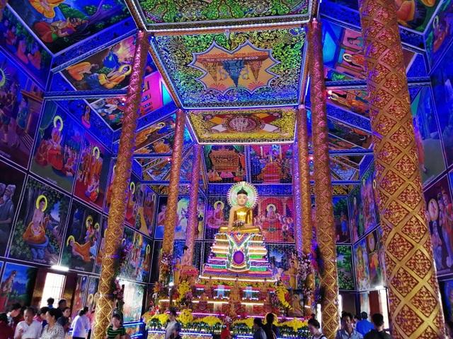Ấn tượng ngôi chùa Khmer hơn trăm tuổi ở Bạc Liêu - 8