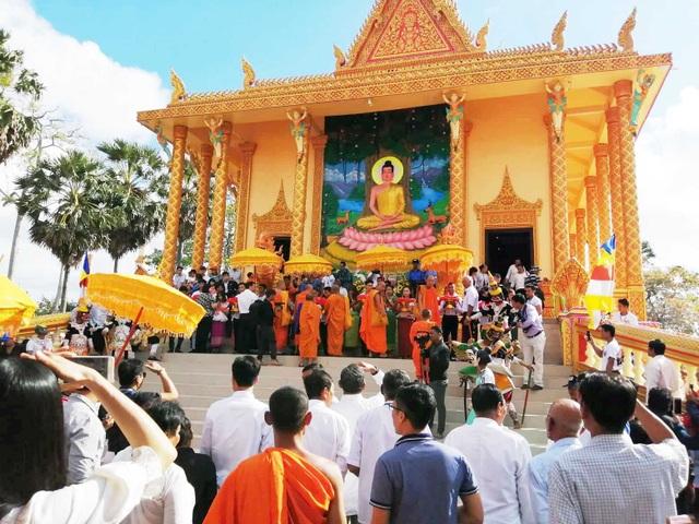 Ấn tượng ngôi chùa Khmer hơn trăm tuổi ở Bạc Liêu - 16