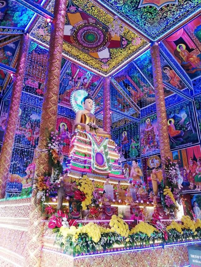 Ấn tượng ngôi chùa Khmer hơn trăm tuổi ở Bạc Liêu - 9