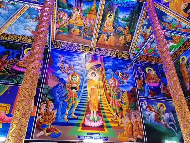 Ấn tượng ngôi chùa Khmer hơn trăm tuổi ở Bạc Liêu - 12