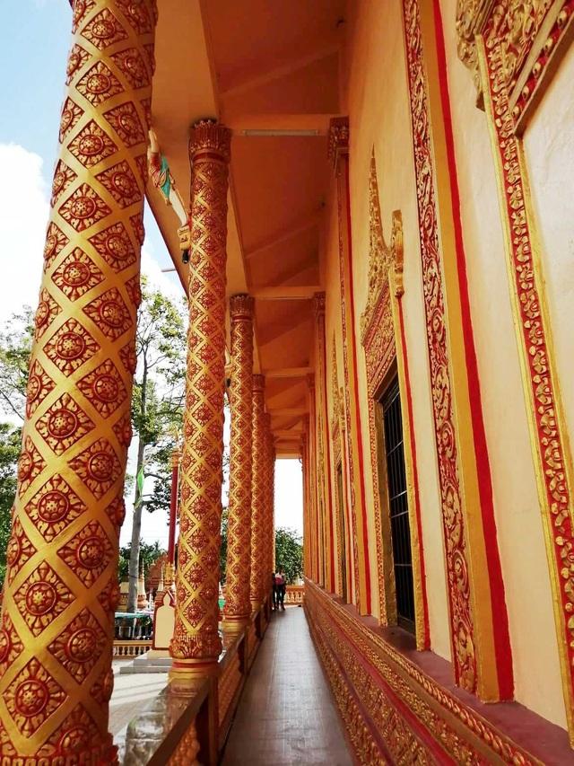 Ấn tượng ngôi chùa Khmer hơn trăm tuổi ở Bạc Liêu - 6