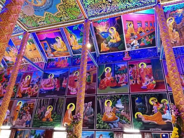 Ấn tượng ngôi chùa Khmer hơn trăm tuổi ở Bạc Liêu - 11