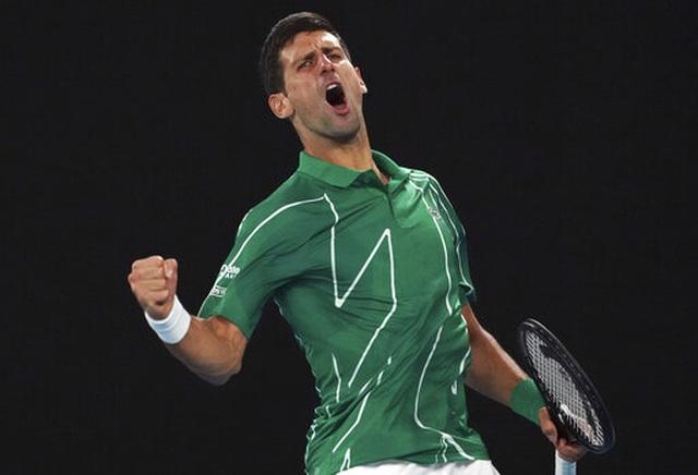 Australian Open: Djokovic chạm mặt Federer tại bán kết - 4