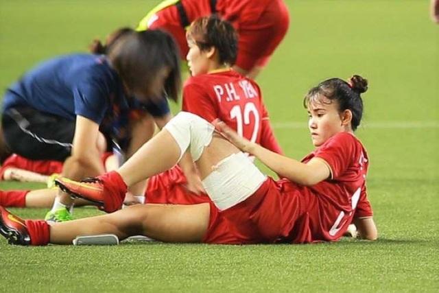 Đội tuyển nữ Việt Nam thiệt quân trước trận play-off tìm vé dự Olympic - 1