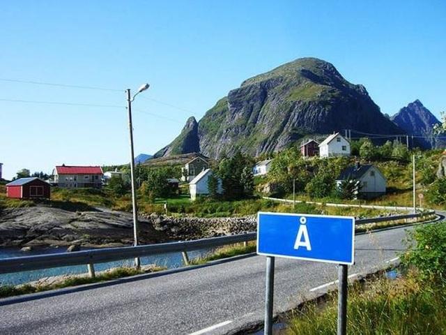 Ngôi làng có tên ngắn nhất hành tinh, chỉ gồm 1 ký tự - 1
