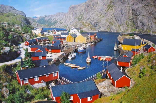 Ngôi làng có tên ngắn nhất hành tinh, chỉ gồm 1 ký tự - 4