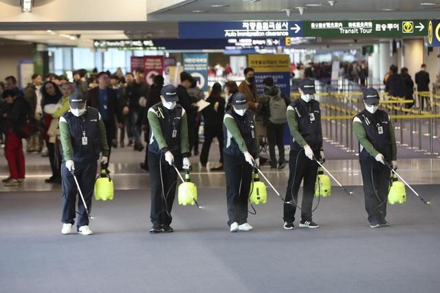 Người Hàn Quốc kêu gọi cấm du khách Trung Quốc - 1