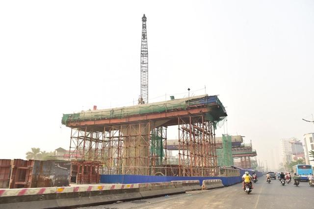 """Dự án đường sắt Cát Linh - Hà Đông sẽ """"về đích"""" trong năm 2020 - 2"""