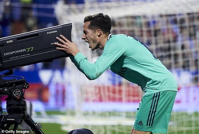 Thắng đậm Zaragoza, Real Madrid tiến vào tứ kết Cúp Nhà vua - 2