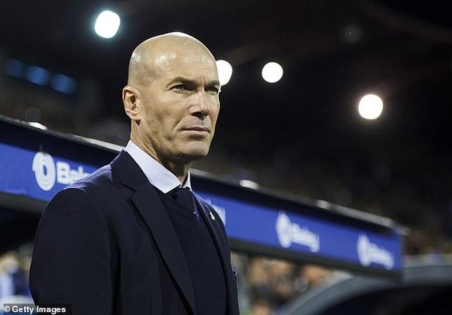 Thắng đậm Zaragoza, Real Madrid tiến vào tứ kết Cúp Nhà vua - 7